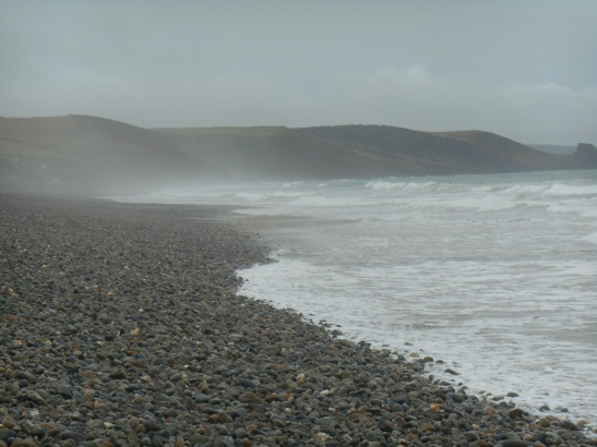 Newgale. Does it have its own road side haunting?