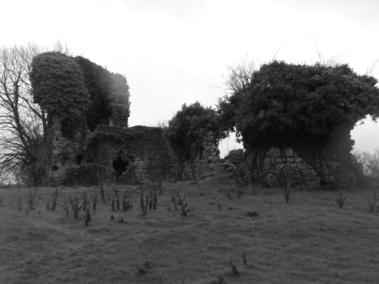 Haroldston House/ruins