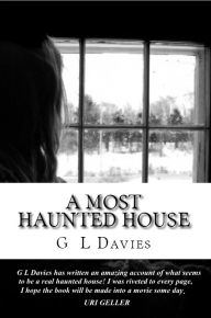 A most haunted house is a true account of a hunting in Haverfordwest, Click the book cover to read
