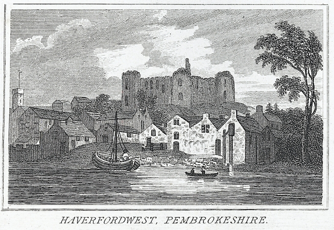Haverfordwest in 1830